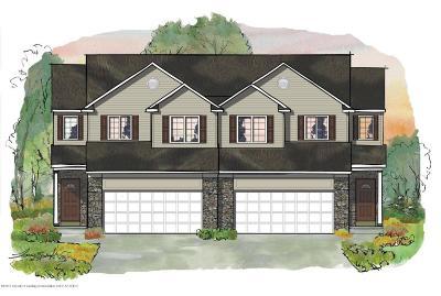 Okemos Condo/Townhouse For Sale: 2302 Fieldstone Drive #12