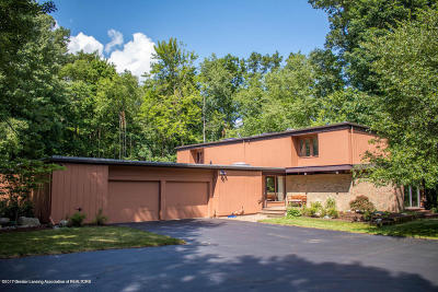 Okemos Single Family Home For Sale: 4920 Country Drive