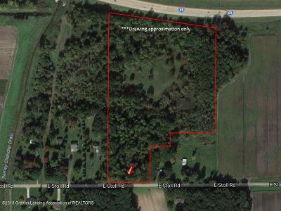 Lansing Residential Lots & Land For Sale: E Stoll Road
