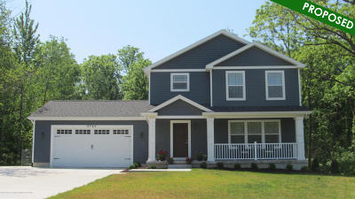 Dewitt Single Family Home For Sale: 13825 Bauerle Road