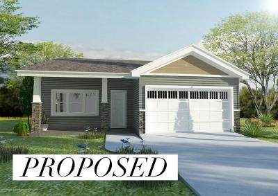 Dewitt Single Family Home For Sale: 1136 River Oaks Dr