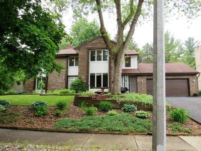 East Lansing Single Family Home For Sale: 1315 Fairoaks Court