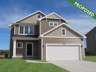 Lansing Single Family Home For Sale: 6670 Thunder Lane
