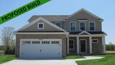 Lansing Single Family Home For Sale: 6660 Thunder Lane