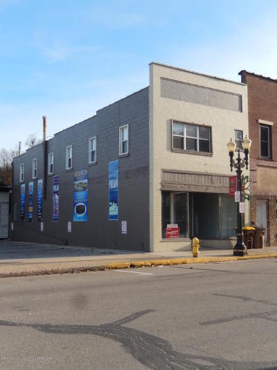Commercial For Sale: 115 Kent Street