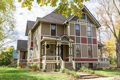 Mason Single Family Home For Sale: 604 S Barnes Street