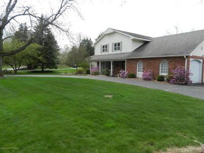 Okemos Single Family Home For Sale: 4557 Comanche Drive