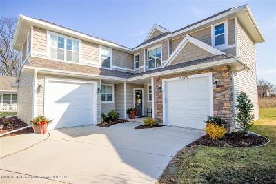 East Lansing Single Family Home For Sale: 3176 E Hamlet Circle