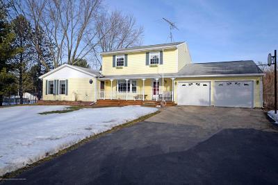 Williamston Multi Family Home For Sale: 4180 Beeman Road