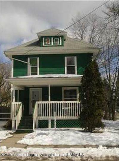 Lansing Single Family Home For Sale: 720 Princeton Avenue
