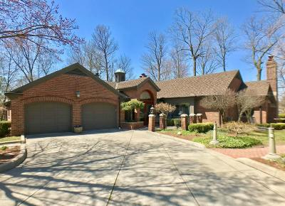 Lansing Single Family Home For Sale: 3315 Moores River Drive