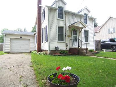 St. Johns Single Family Home For Sale: 206 N Mead Street