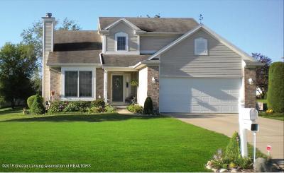 Lansing Single Family Home For Sale: 7223 Captiva Drive