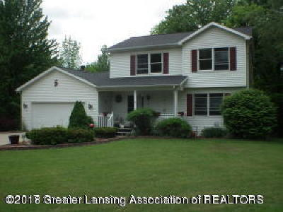 Williamston Single Family Home For Sale: 2051 Almond Road