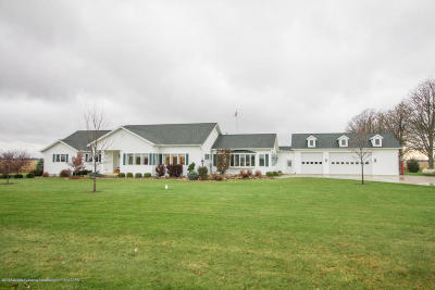 Charlotte Single Family Home For Sale: 7749 Benton Road