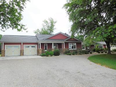 Mason Single Family Home For Sale: 4890 Nichols Rd