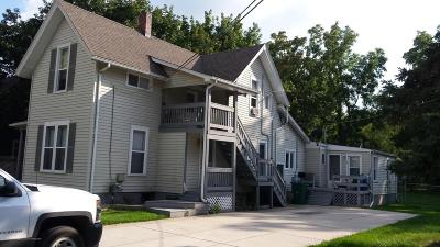 Grand Ledge Multi Family Home For Sale: 225 W Scott Street