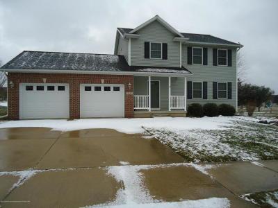 Charlotte Single Family Home For Sale: 3232 Crandell Drive