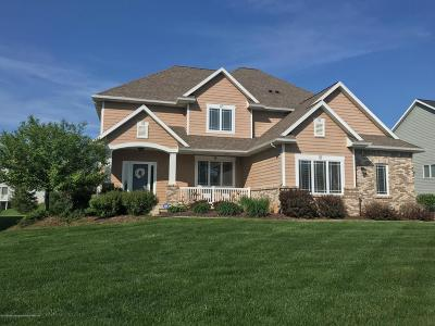 East Lansing Single Family Home For Sale: 6044 Marietta Way