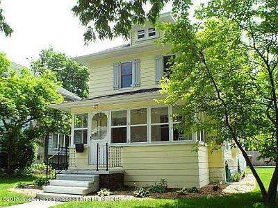 Lansing Single Family Home For Sale: 1100 Parkdale Street