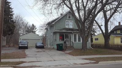 Lansing Single Family Home For Sale: 2910 Turner Street