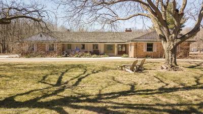 Mason Single Family Home For Sale: 655 N Onondaga Road