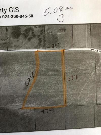 Dewitt Residential Lots & Land For Sale: Vl 3 W Lehman Road