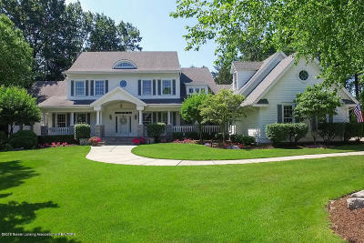 East Lansing Single Family Home For Sale: 6090 Standish Court
