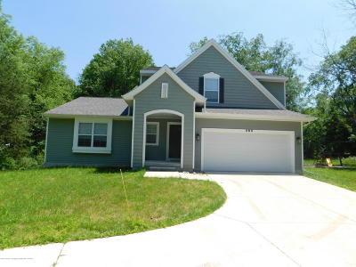 Mason Single Family Home For Sale: 363 W Dexter Trail
