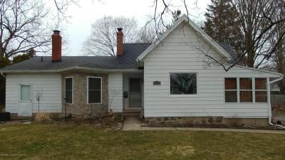 Grand Ledge Single Family Home For Sale: 614 Liberty Street