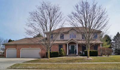 Grand Ledge Single Family Home For Sale: 1108 Candela Lane