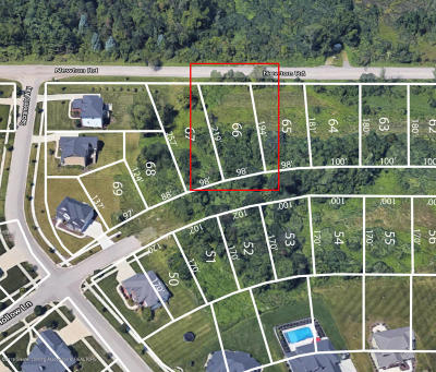 East Lansing Residential Lots & Land For Sale: 6073 Sleepy Hollow Way