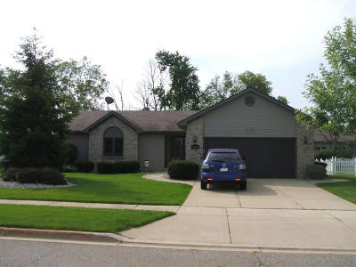 Grand Ledge Single Family Home For Sale: 740 Fieldview