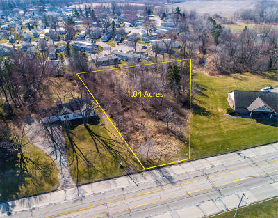 Lansing Residential Lots & Land For Sale: 2616 Eaton Rapids Road