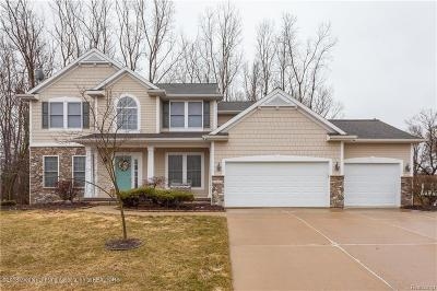 East Lansing Single Family Home For Sale: 2103 Isaac Lane