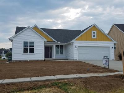 Dewitt Single Family Home For Sale: 3592 Winborn Drive #, Lot 15