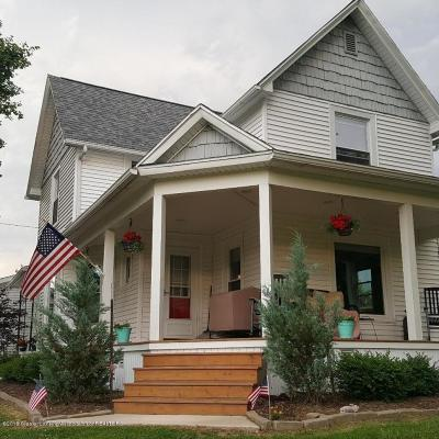 St. Johns Single Family Home For Sale: 4257 S Watson Road