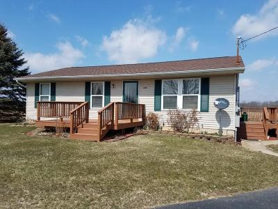 Ionia Single Family Home Active Backup: 3520 Potters Road