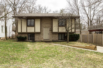 East Lansing Multi Family Home For Sale: 1524 Melrose Avenue