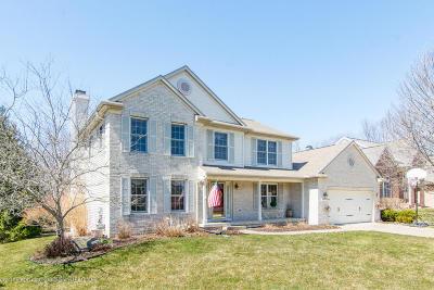 Haslett Single Family Home For Sale: 5983 Summerfield Court
