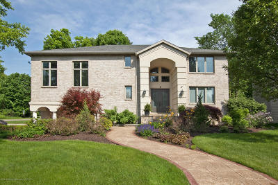 East Lansing Single Family Home For Sale: 16800 Thorngate Road