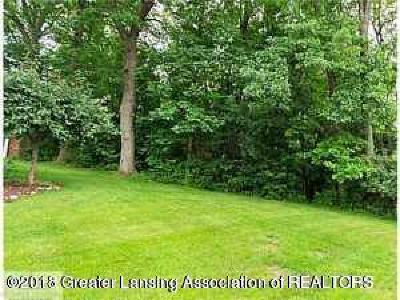 East Lansing Residential Lots & Land For Sale: 2461 Overglen Court
