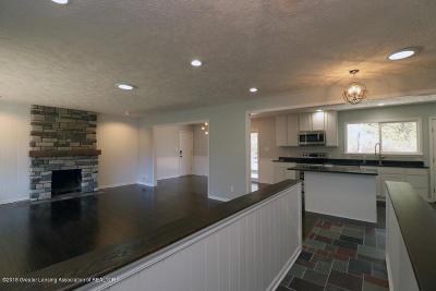 Okemos Single Family Home For Sale: 4564 N Herron