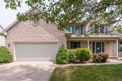 Okemos Single Family Home For Sale: 1250 Sweetwood Drive