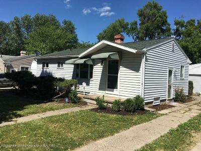 Lansing Single Family Home For Sale: 4901 Lowcroft Avenue