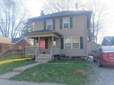 Lansing Single Family Home For Sale: 3414 Jewell Avenue