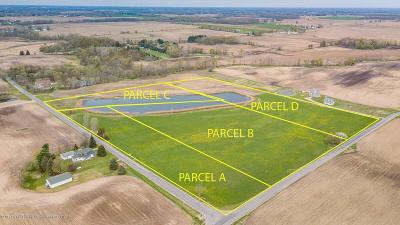 Williamston Residential Lots & Land For Sale: Vl Waldo Road Parcel A