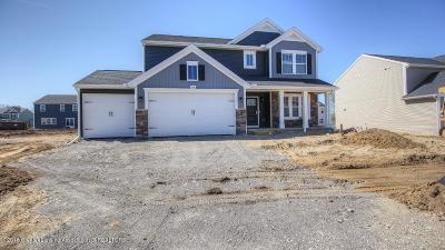 Mason Single Family Home For Sale: 3601 Beal Lane