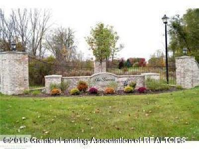 East Lansing Residential Lots & Land For Sale: 6243 Golfridge Drive