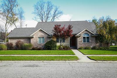 Haslett Single Family Home For Sale: 5620 White Ash